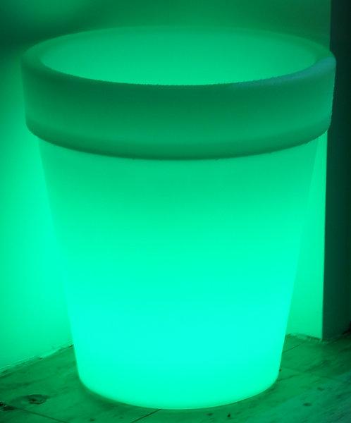 LED BLUMENTOPF