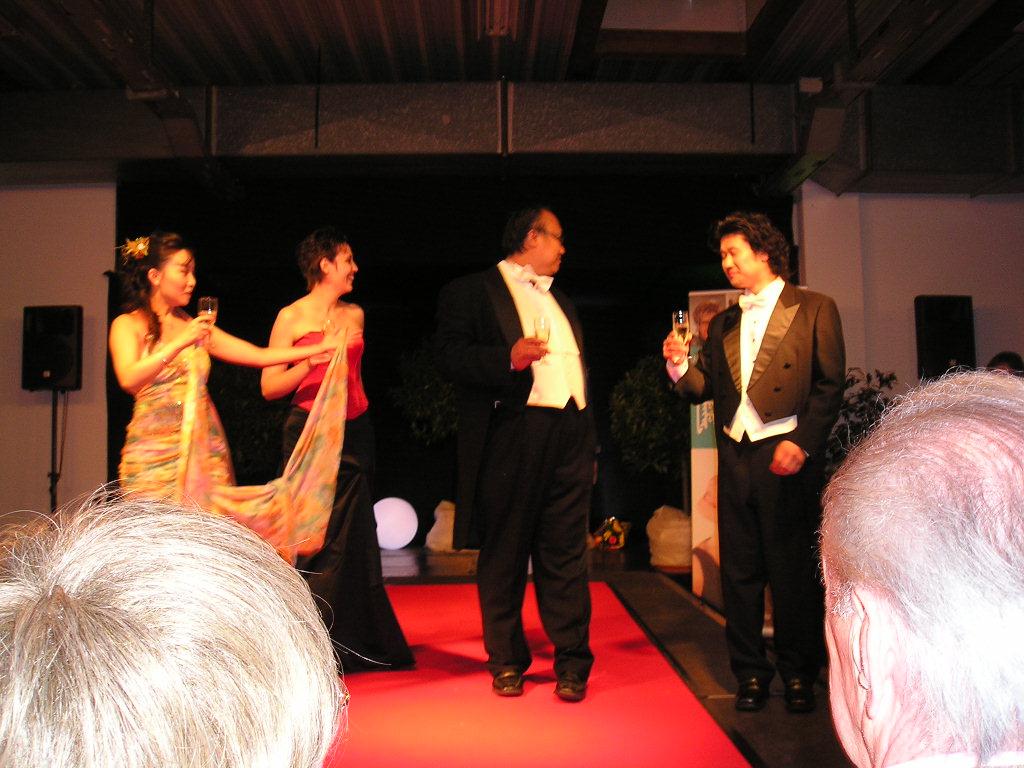 Jubiläum Modenschau Gala