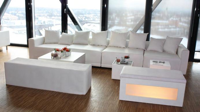 Lounge Sofa und Einzelelemente Cair