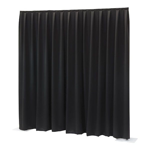CURTAIN BLACK H300