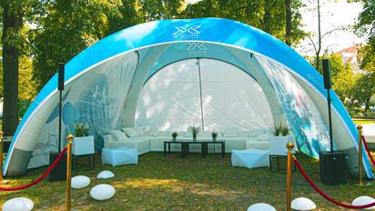 VIP White Lounge Edel