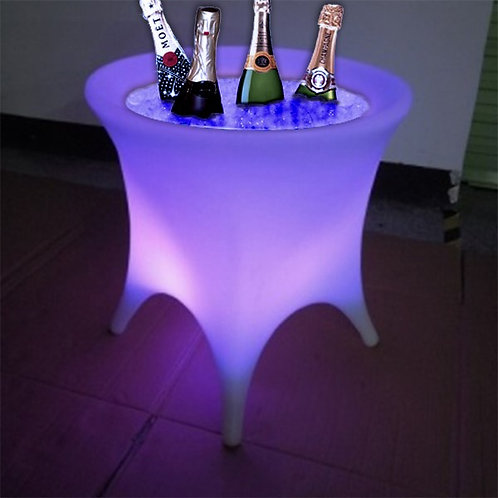 LED CHAMPAGNER BEHÄLTER