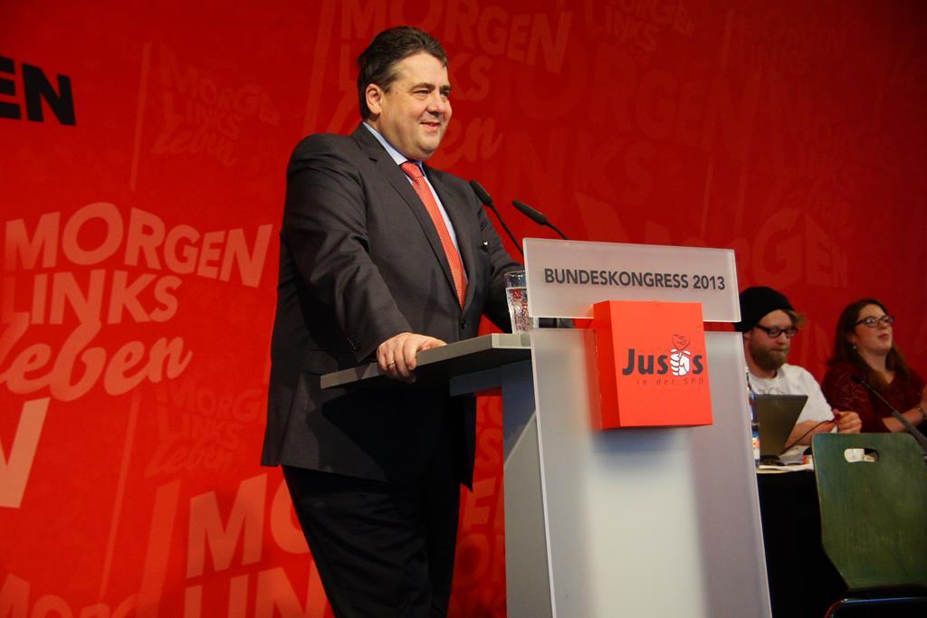 SPD Juso Veranstaltung
