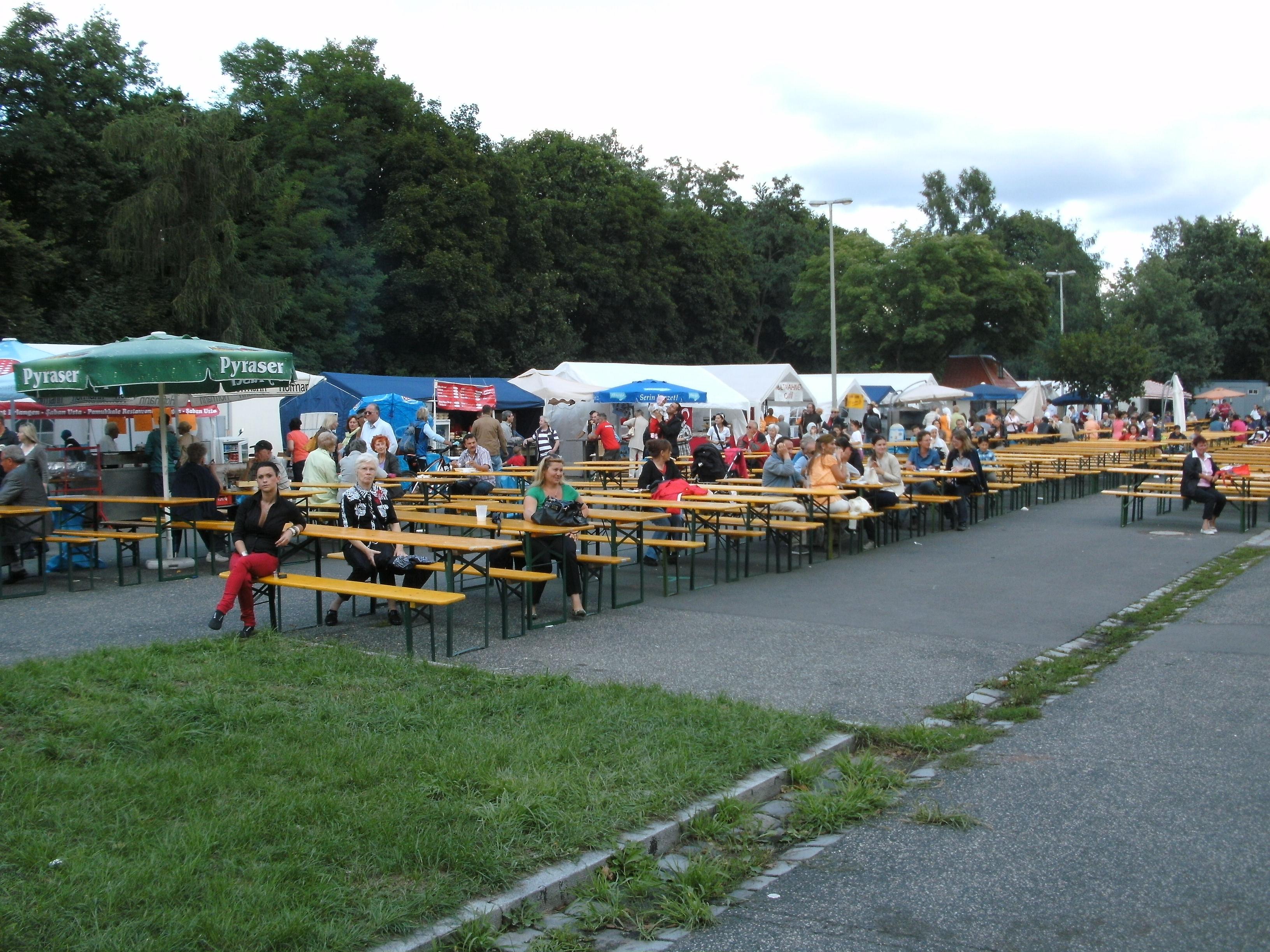 Festival Nürnberg Ton-Technik