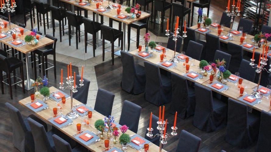 Tisch Salzburg für Bankett