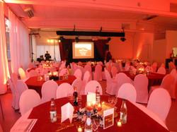 Licht-Ambiente für Event