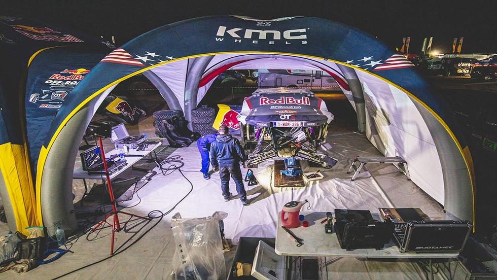 X-Gloo Racing Zelt