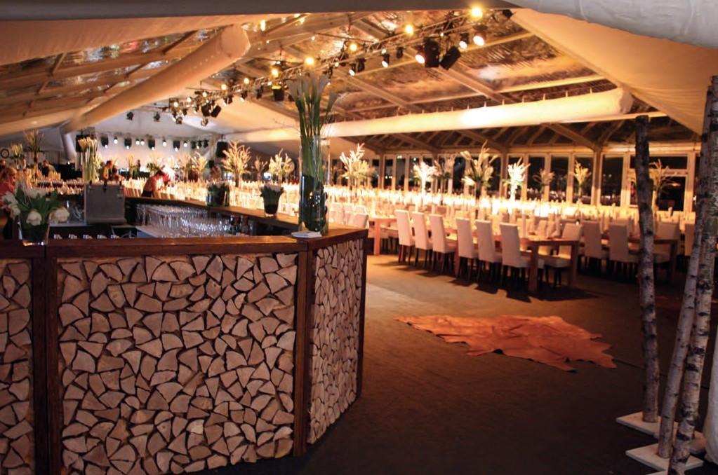 Scheitholz Bar