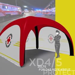 XGLOO-XD4 u. XD5 - Rotes Kreuz