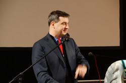 Dr.Markus Söde Firmenevent