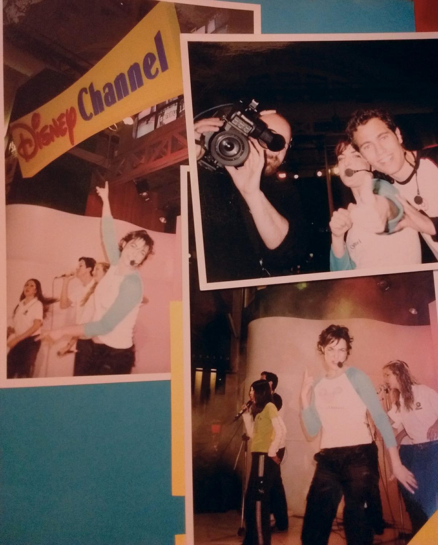 disney chanel 2003