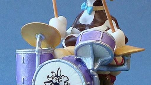 Cow Drums 13cm