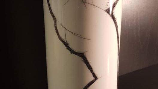 Kariatide, Modigiliani vase