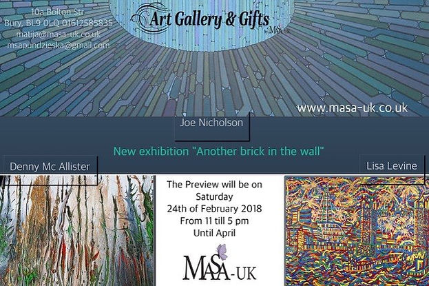 MASA-UK ART GALLERY AND GIFS