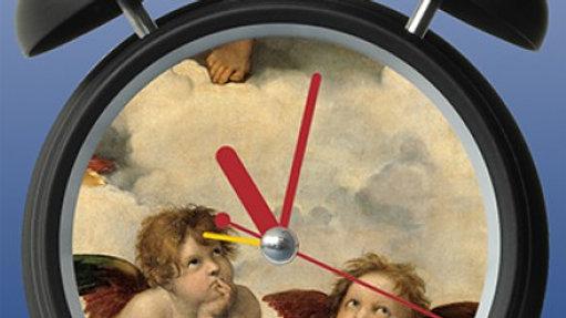 CLOCK Rafael Angels