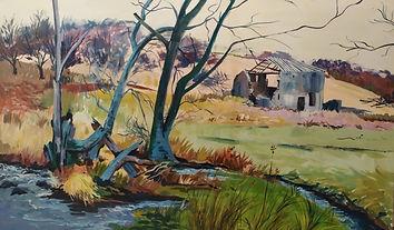 Sedborough, Yorkshire Dales by Malcolm Lucas