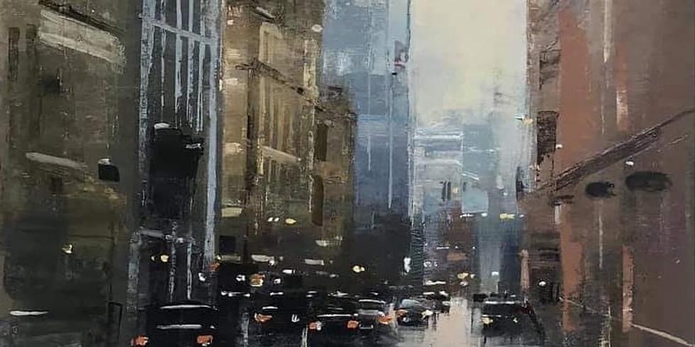 Mark Beresford art exhibition