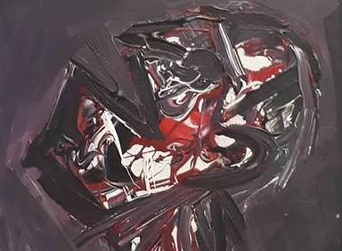Darko Taleski orignal art at MASA-UK Art Gallery in Bury, Manchester art Fair 2019