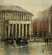 Mark Beresford, Sheffield based artist brings his original cityscapes to MASA-UK Art Gallery