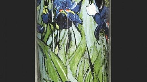 Irises vase, Van Gogh