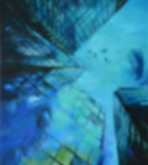 Hanna El Azabi, Blue reflection
