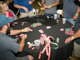1st Annual Poker Tournament