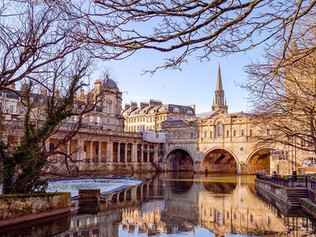The best things to see with 24 hours in Bath
