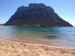 spiaggia di Tavolara