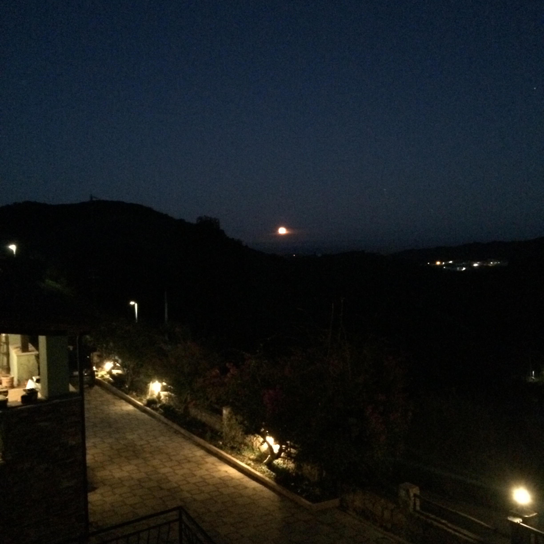 VILLA MARIPOSA la luna sul mare