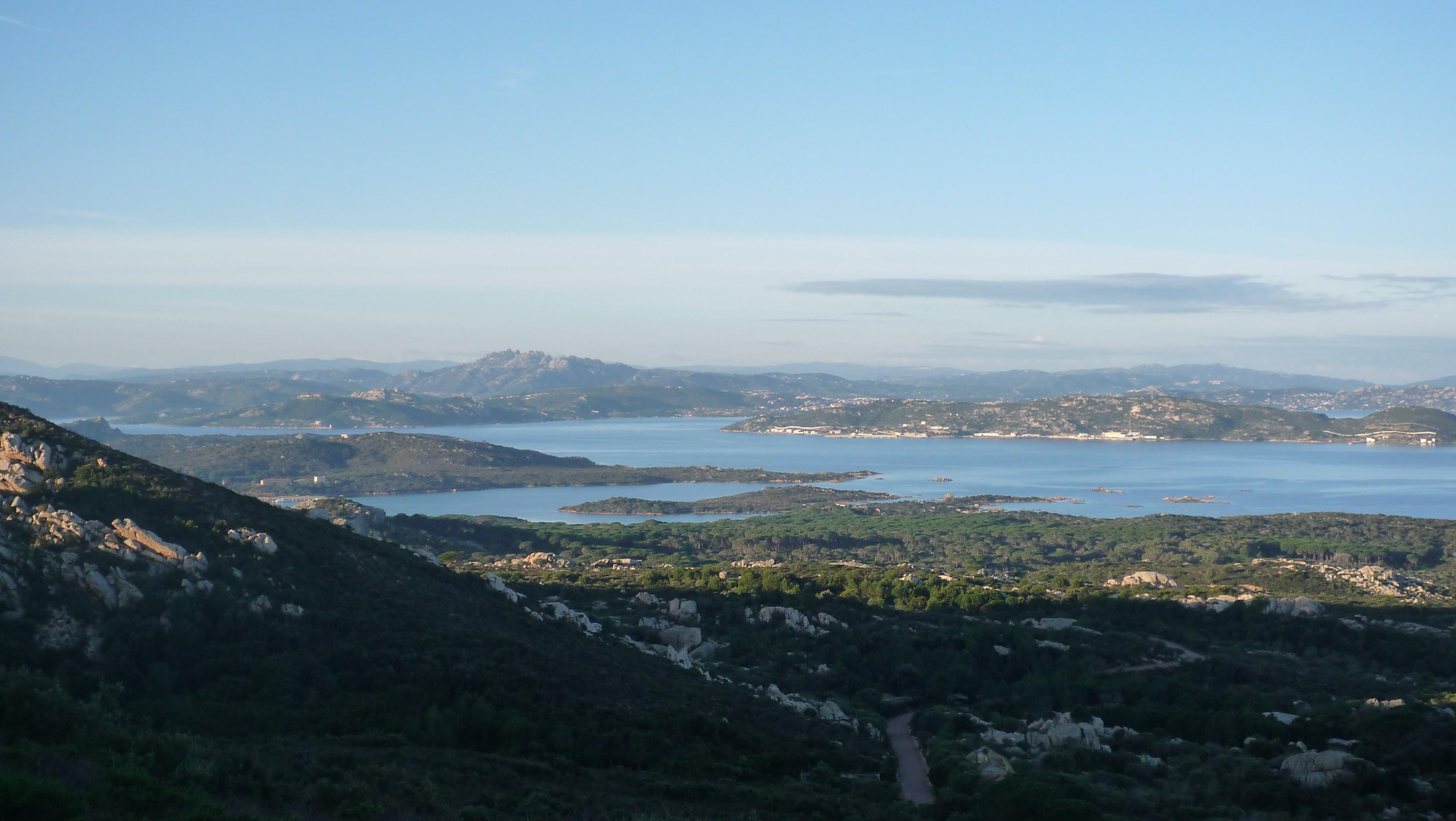 La addalena e isola di Santo Stefano