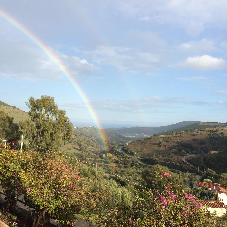 Villa Mariposa _ arcobaleno