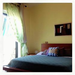 camera da letto Villa