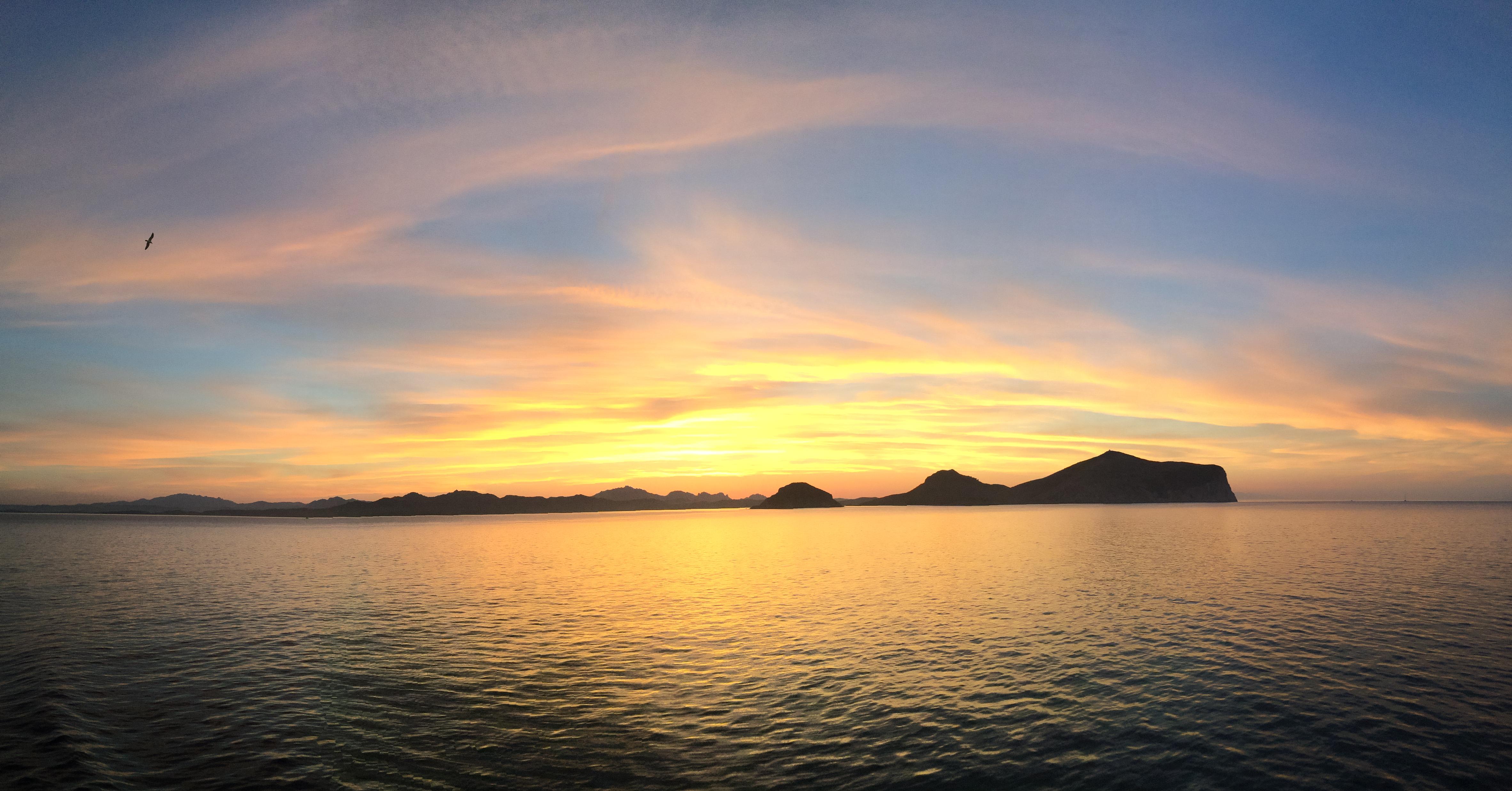 Golfo Aranci tramonto