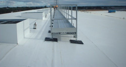 Flat roof (industrial)