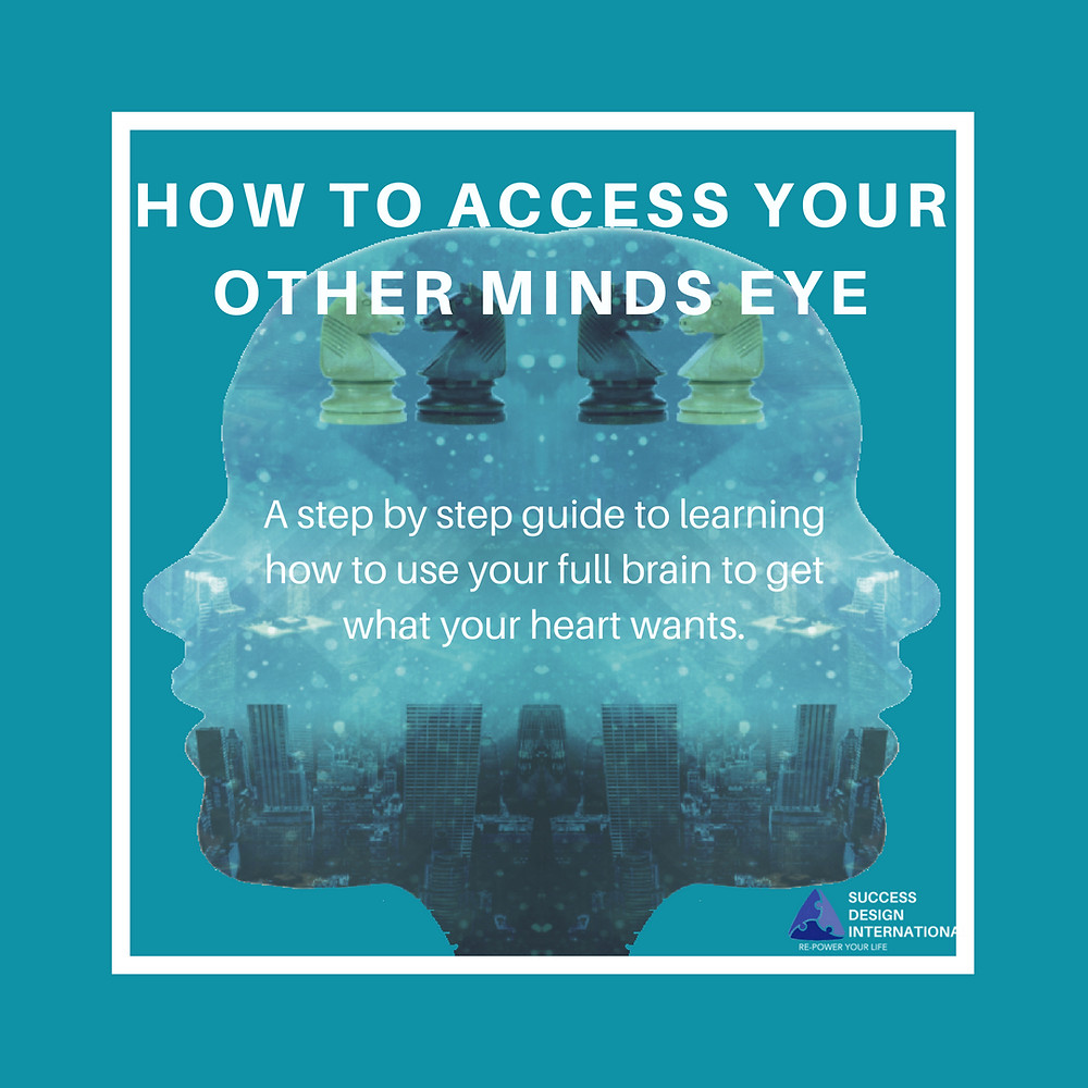 A step by step guide to learning how to use your full brain to get what your heart wants.