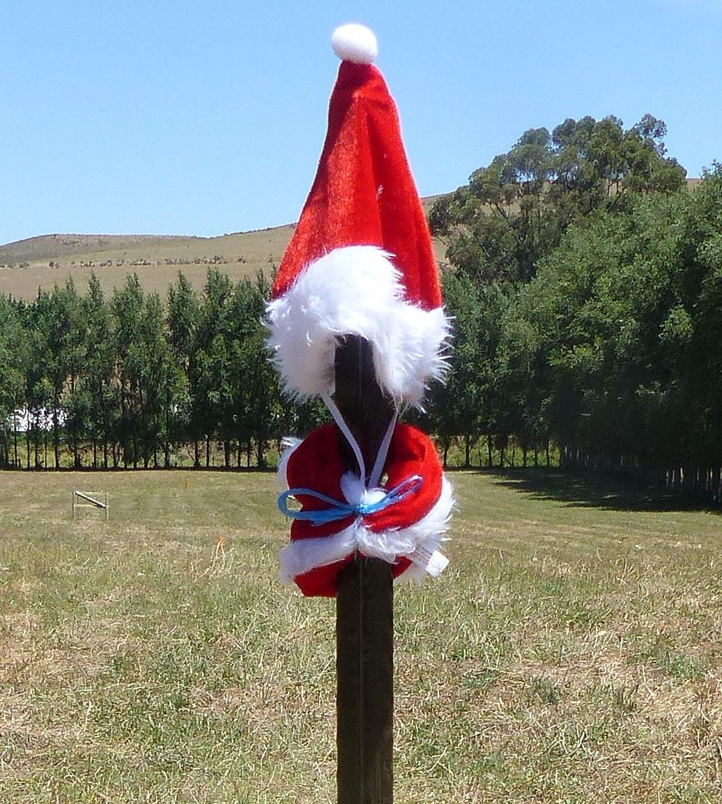 A festive post