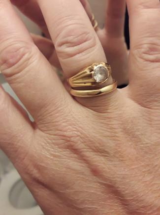 ענדי טבעת