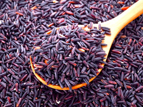 Organic Purple Rice