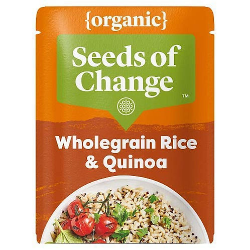 Seeds of Change Rice and Quinoa