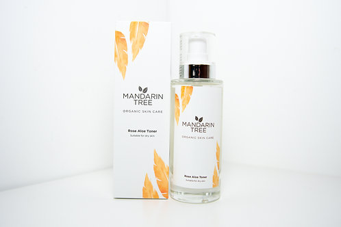 Mandarin Tree - Rose Aloe Toner