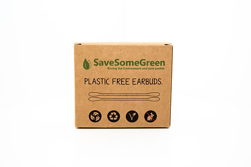 Plastic Free Earbuds