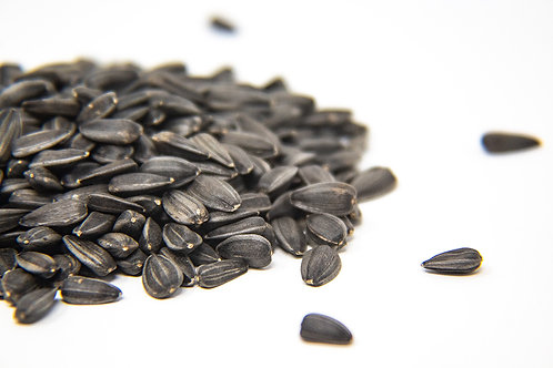 Black Sunflower Seeds 1g