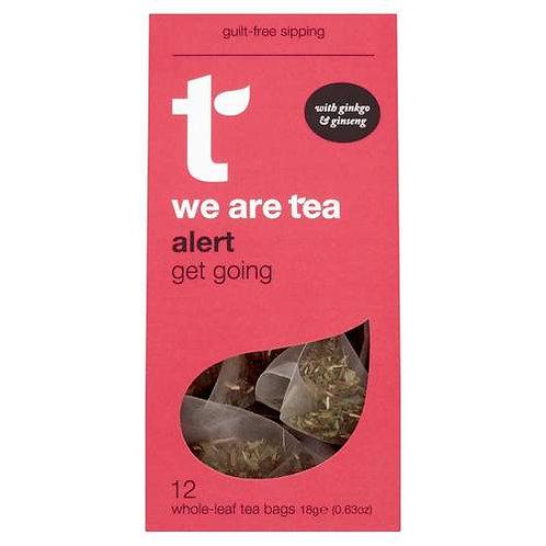 Alert Tea - Gingko and Ginseng