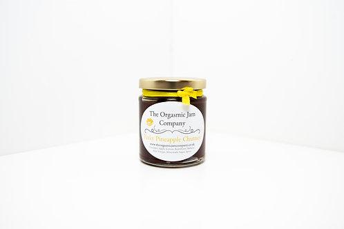 Orgasmic Jam Co - Perky Pineapple Chutney