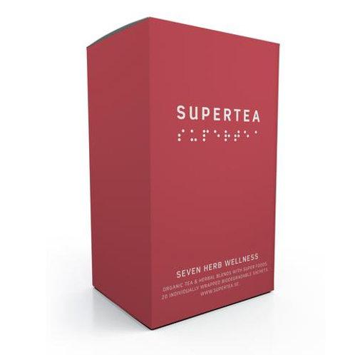 Seven Herb Wellness Supertea