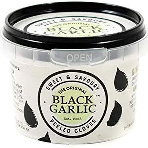 Peeled Black Garlic Cloves 50g