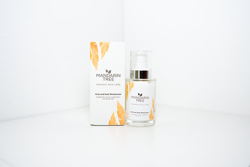 Mandarin Tree Acai and Goji Moisturiser