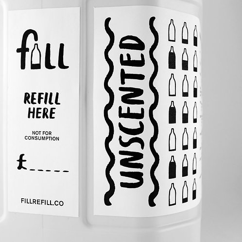 Fill Refill Co's Kitchen Clean