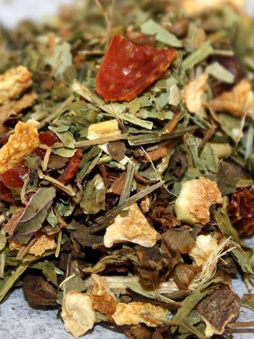 Loose leaf Echinacea health mix