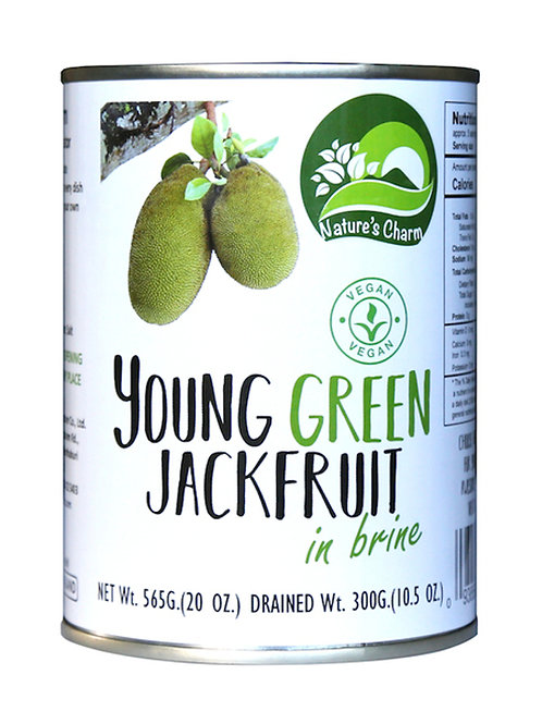 Nature's Charm Young Green Jackfruit